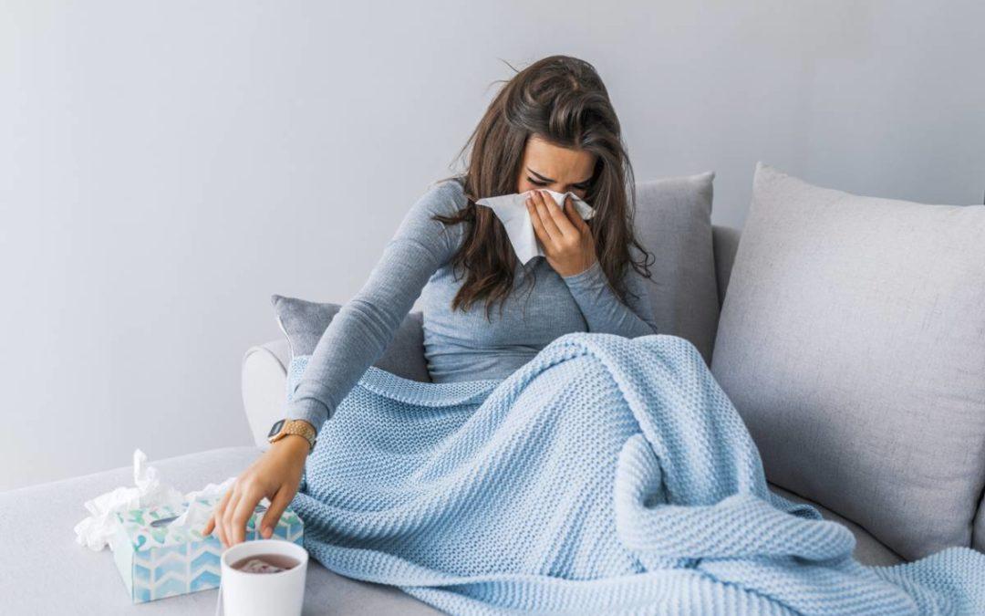 Changement de saison : éviter les rhumes !