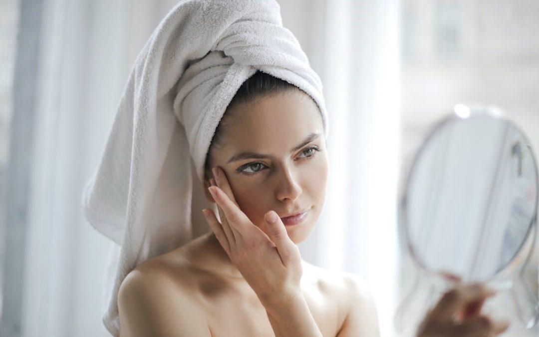 masque visage acné