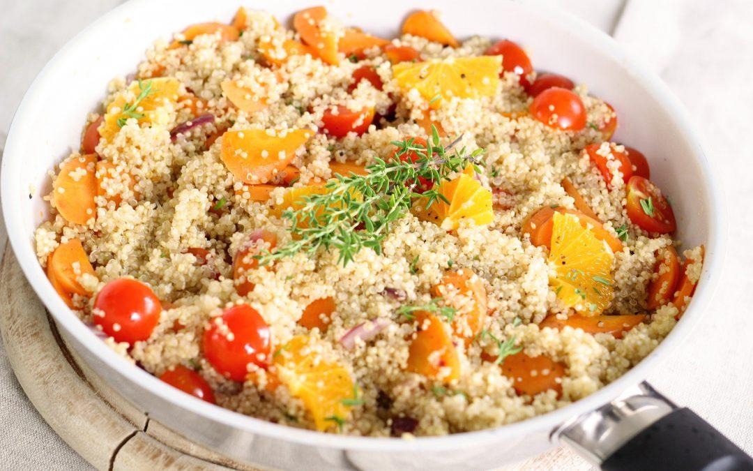 Des repas hypocaloriques sans gluten qui vous rassasient