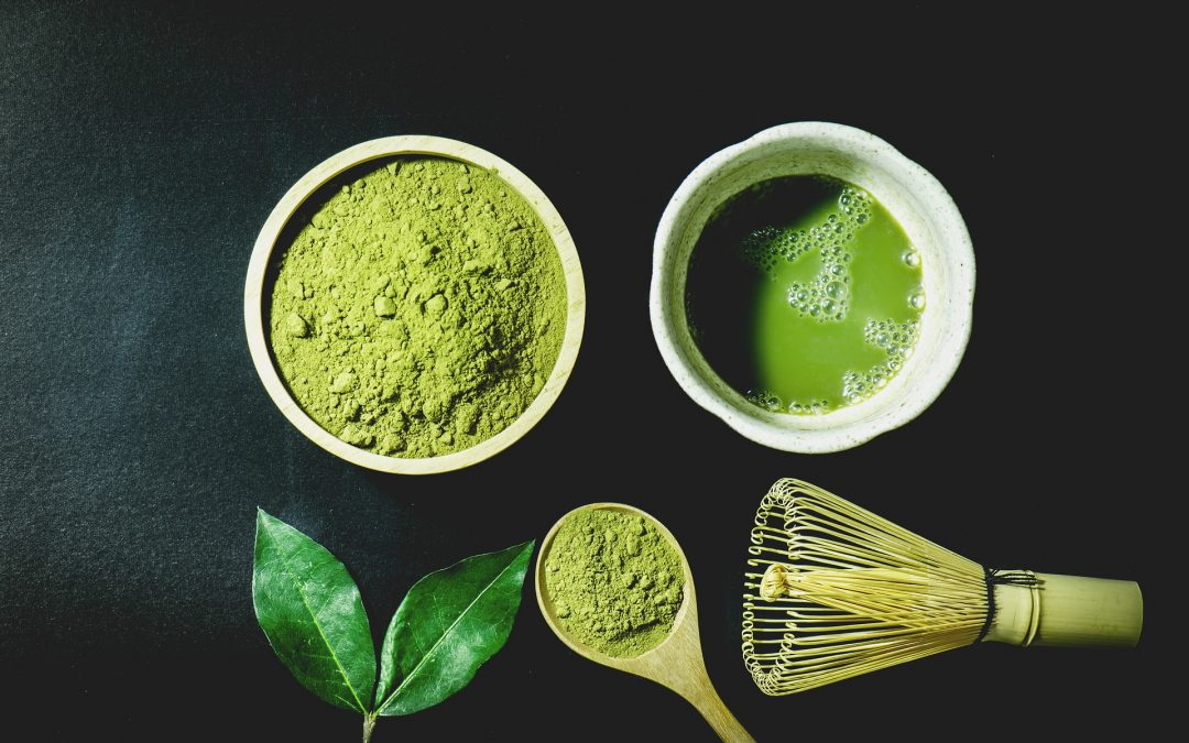 Incroyables bienfaits pour la santé de la poudre de thé vert Matcha